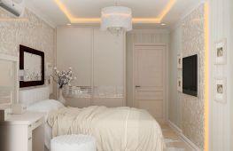 Как подчеркнуть элегантность и изящество спальни в светлых тонах