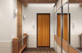 Как обустроить прихожую: правила дизайна комнаты маленького размера