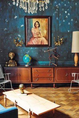 Эклектика в современном интерьере – стильный микс несочетаемых деталей