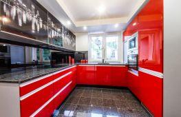 Как создать яркую кухню: идеи цветовых сочетаний