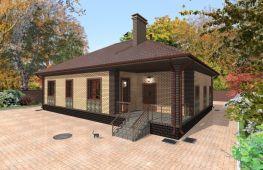 Дом размером 9 на 9 метров: особенности одноэтажной постройки