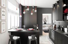 Модерн в оформлении кухни. Как создать уютный и практичный интерьер