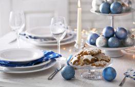 Правила сервировки новогоднего стола: как сделать просто и красиво
