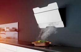 Как выполнить установку настенной вытяжки на кухне