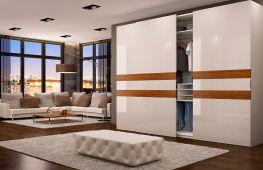 Выбираем элегантный и вместительный шкаф для гостиной