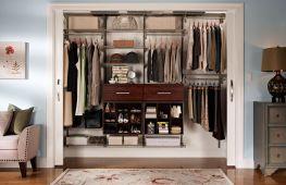 Маленькая, но функциональная гардеробная — несколько шагов к комфорту
