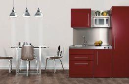Обзор мини-кухонь: составные части, разновидности, производители