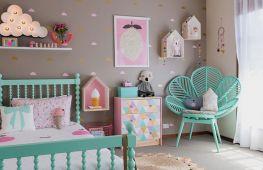 Какую мебель выбрать для детской комнаты, обустраивая ее для девочки