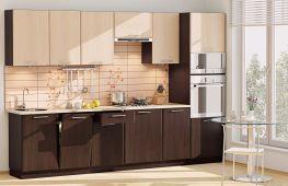 Особенности оформления кухни в коричневых тонах