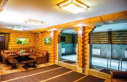 Проекты пристройки для отдыха: баня и бассейн в одном здании
