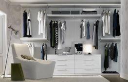 Лучшие идеи оформления современных гардеробных от IKEA
