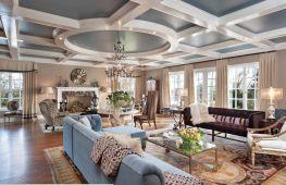 Кесонный потолок: преимущества, разновидности и монтаж своими руками