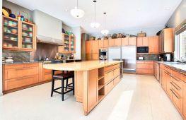Кухня с островом – удобство, эргономичность и стильность