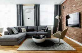 Современный интерьер гостиной: как воплотить новые стили в дизайне