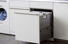 Поэтапная установка посудомоечной машины в кухонный гарнитур