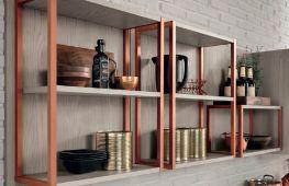 Этажерка – полезное украшение для кухни