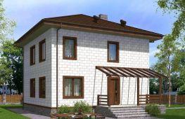 Частные дома размером 9 на 9 метров – особенности планировки