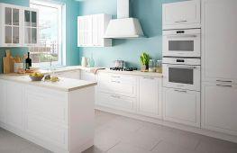 Кухня из МДФ-панелей – надежность и красивый дизайн