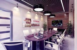 Дизайн офиса: лучше проекты в современном стиле, советы, фотоидеи