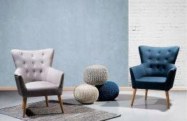 Эстетика стильных кресел и дизайнерских стульев в интерьере гостиной