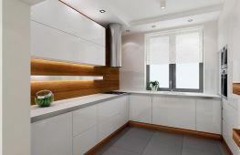 Современная кухня в стиле минимализм – простота и четкость