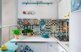 Немного солнечной экзотики в квартире или доме. Способы отделки и декорирования кухни в марокканском стиле