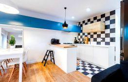 Кухонный гарнитур, созданный своими руками – эксклюзивная мебель плюс экономия