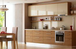 Краткий обзор кухонь от Леруа Мерлен