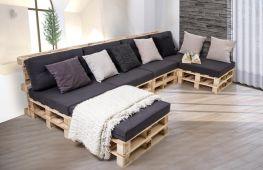 Как самостоятельно собрать мебель из поддонов. Интересные идеи и советы
