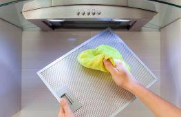 Чистота на кухне: эффективные способы, которые помогут очистить решетку вытяжки