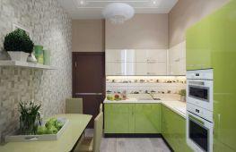 Лучшие виды обоев для кухни: советы по выбору