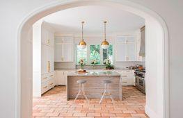 Дизайн арки на кухне: виды, материалы, оригинальные идеи