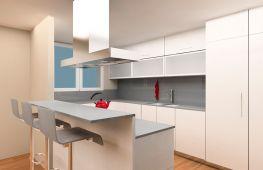 Барный атрибут – функциональная стойка для современной кухни