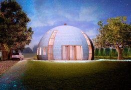 Купольные или полусферические дома: преимущества и недостатки, разновидности, проекты и этапы постройки