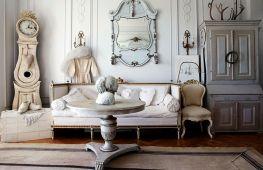 Интерьер, выполненный в стиле винтаж, – максимум уюта и романтики