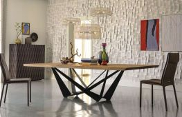 Основные характеристики стола в стиле лофт