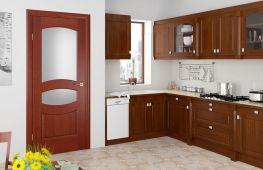 Современные двери для кухни – не только красота, но и функциональность