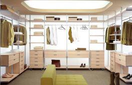 Правила и особенности изготовления гардеробной системы своими руками
