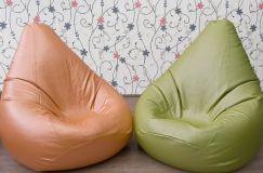 Как сшить кресло-мешок: мастер-класс по изготовлению мягкого аксессуара своими руками