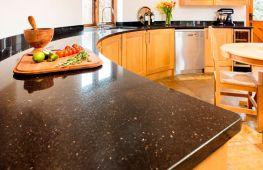 Волшебство столешницы из искусственного камня на любимой кухне