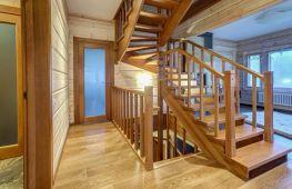 Виды лестниц на мансарду в частном доме