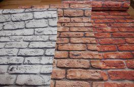 Преимущества и особенности использования обоев под кирпич в современном интерьере