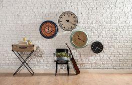 Часы для гостиной: советы для покупки настенных механизмов