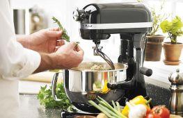 Особенности выбора кухонного комбайна для дома