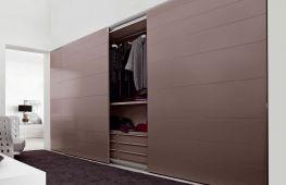 Дизайнерские особенности гардеробных шкафов