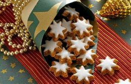 Вкусное новогоднее печенье: рецепты с имбирем, шоколадом, творогом, овсяными хлопьями