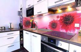 Кухонный фартук из МДФ: особенности изделий