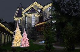 Праздничные идеи и варианты, как украсить дом к Новому году 2021
