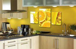 Уникальный декор для кухни: выбираем подходящую картину