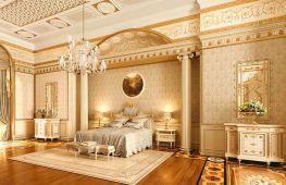 От Наполеона до наших дней: воплощение стиля ампир в интерьере современного дома или коттеджа